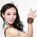 Trajes dança do ventre acessórios pulseira, barato bonito egito tribal jóias pulseira da moda para menina dançando( t55)