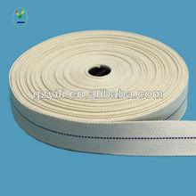 flat stripe cotton belt for handle bag