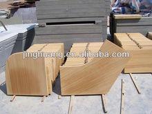Yellow Wood Sandstone Good Quality Sandstone Block