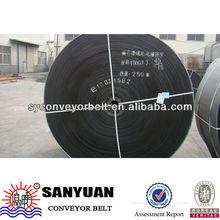 ep/nn/cc canvas carcass endless rubber conveyor fabric belt