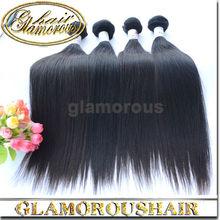 Natural Straight Hair Malaysian Human Hair Extension Companies in China