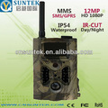 12mp gsm gprs de caça de veados trilha com câmera de mms