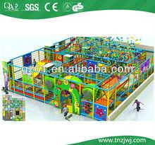 guangzhou children playground indoor jungle gym, children indoor playground