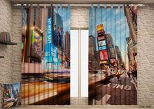 digital printed curtain