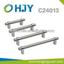 Brushed nickel, matt nickel, long and short 160mm T bar cabinet pull