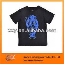 Black Animal Graphic Tshirts Custom Logos Company