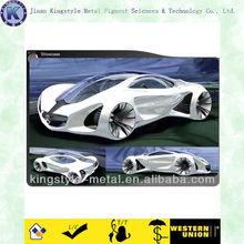China Factory Heat Resistant Aluminum Paste for Car Paint