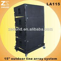 Powerful proaudio speaker line array speaker stand