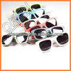 2014 Newest Friendly OEM Skateboard Wooden Sunglasses with polarized lens