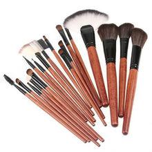 18 pcs china makeup brush set personalized custom cosmetic tools