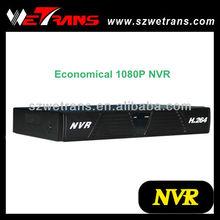 WETRANS TN-1008 mini housing H.264 8CH 1080P onvif nvr recording