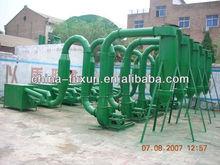 High Efficient airflow type wood dryer/wood drying machine/Airflow sawdust dryer