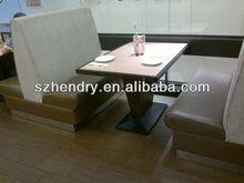 restaurant furniture set/ dining table set