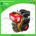 малых дизельных двигателей для 2.5hp-17hp воздушное охлаждение 4 ходов одиночный цилиндр портативный малых дизельных двигателей, v образный двигатель