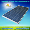 High efficiency poly solar panel 240watts