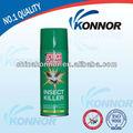400ml à base d'huile, spray desinsectiseur roach moustiques, gardon, ant, pulvérisation d'insecticide