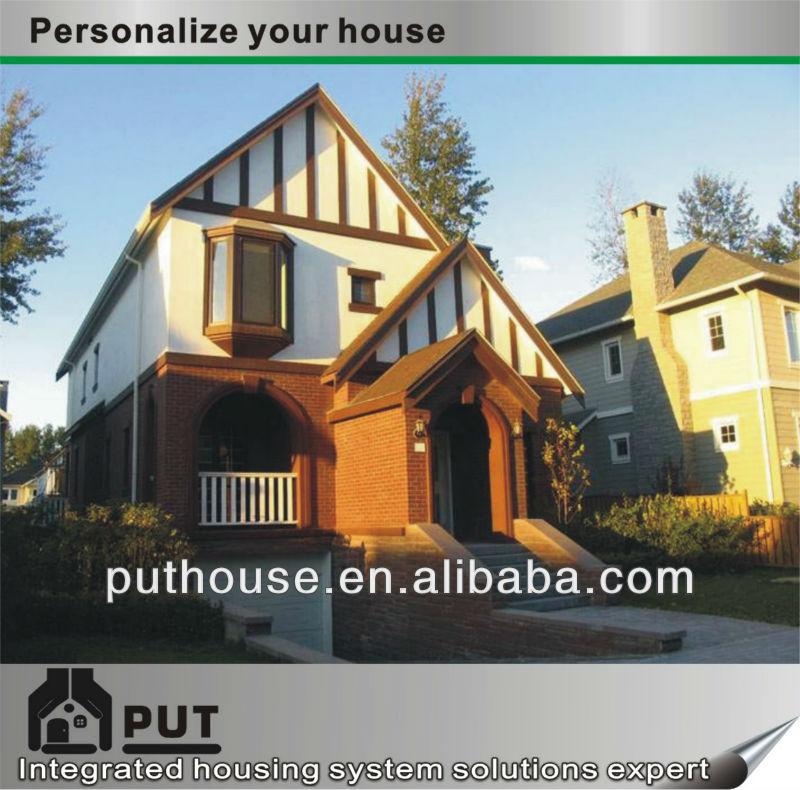 prefab steel siding houses