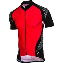 sublimated red gap cycling apparel manufacturer