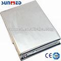 papel de aluminio térmico manta
