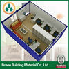 prefabricated flat pack office container for sale