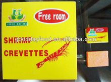 Ghana Famous Shrimp Crevette Bouillon Cube Stock Cube Compound Seasoning Cube,welcome to contact Daniel