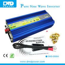 CE Approved Navigation Converters 2000W Pure Sine Wave 24V Inverter