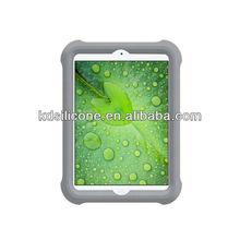custom silicone rubber ultimate protective case for ipad mini retina shockproof for kids FDA food grade