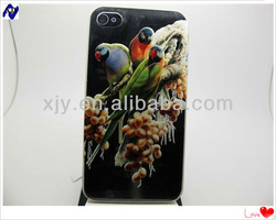 colorful tpu/pc plastic cell phone case cover for iphone 4/5/5s custom printed case