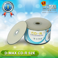 wholesale spindle blank printable cd in china