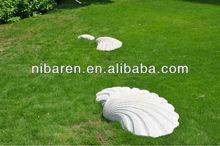 Outdoor Garden Shell Famous Stone Sculpture