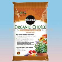organic choice potting vegetable soil packaging bag