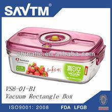 food plastic vacuum storage VS6-01-B1