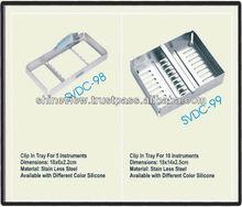 Esterilización Dental de Cassette / pequeño autoclaves esterilizadores Dental cassettes