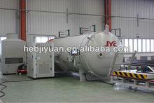 JIYUAN 10CBM High frequency timber vacuum dryer