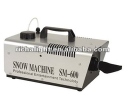 Small Indoor Stage Snow Effect Machine One Sale