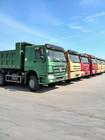 10 wheeler trucks sinotruck howo 6x4 dump truck for sale ZZ3257N3247C