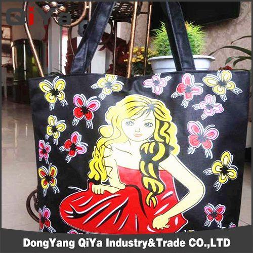 2013 fashion cheap folding shopping bag