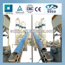 hot sale HZS90 precast concrete batching plant