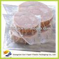 Salsicha, Carne e alimentos congelados multilayer nylon plástico saco de embalagem a vácuo