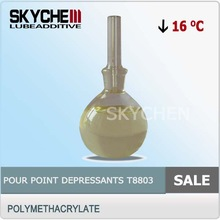 Pour Point Depressant/PPD/T8803/Polymethacrylate/Additives in Lubricants/PPD for Oils