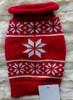 2014 Hot Sale Fashion Noedic Snowflake Knit Pattern Pet/Dog Sweater