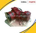 La caja de engranajes 4wg200, advance, zf, convertidor de, de transmisión, para changlin cargadora- caja de cambios