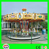 hot selling 16 seats merry go round toy carousel horse ride
