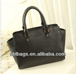 Black real leather bag & Moroccan leather bag &Tote bag