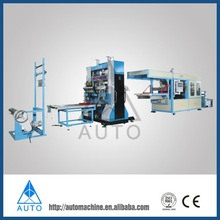 XC53-710 Series Plastic Blister Packing Thermoforming Machine
