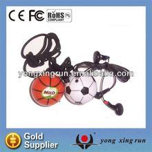 Football Basketball bluetooth two way radio walkie talkie