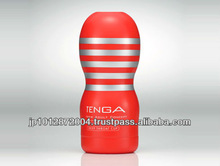 TENGA Red Type Deep Throat Cup adult sexy toys for men made in Japan
