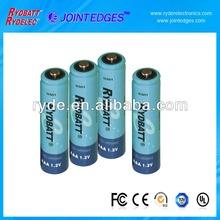 NI-MH AAA 1.2V 1000mAh battery