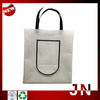 Original Design Foldable Shopping Bag in pouch, Eco Friendly Non Woven Promotional Bag