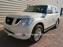 New Car 2014 Nissan Patrol